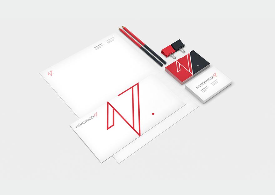 Brand Identity Niemcewicza 17