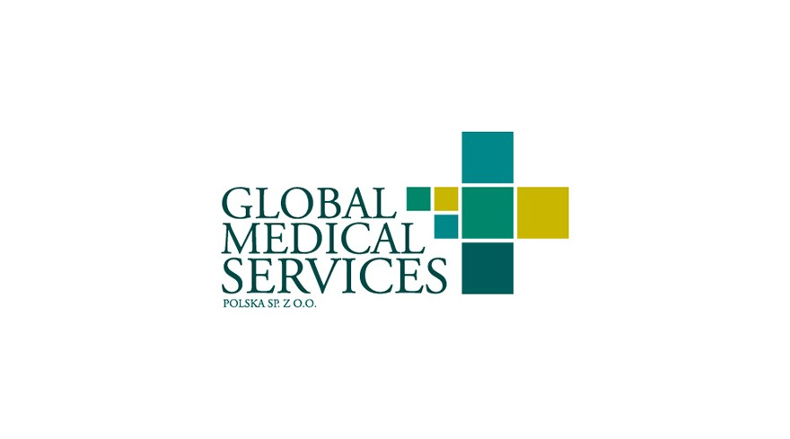 Brand identity Global Medical Services